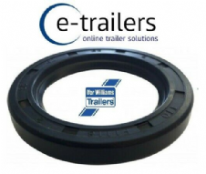 55x75x10 Trailer drum seal for IFOR WILLIAMS P0001 P0002 41x72x18 bearings